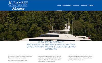 JC Ramsey Yachts